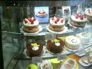 不二家のショートケーキ