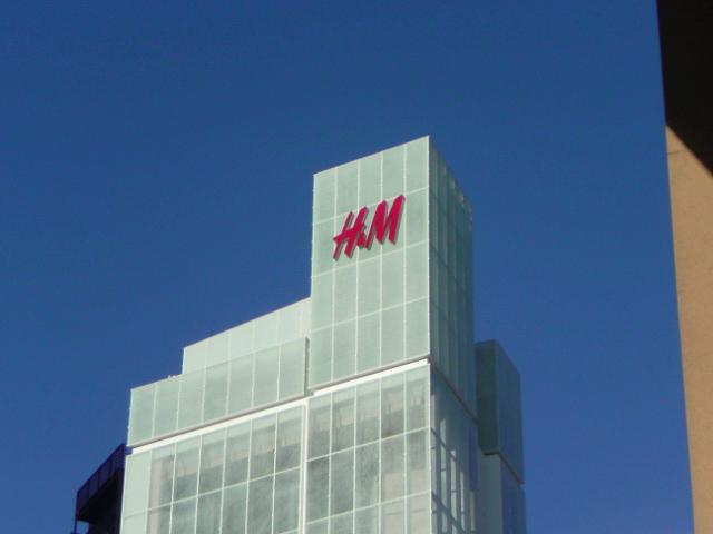 H&M@原宿