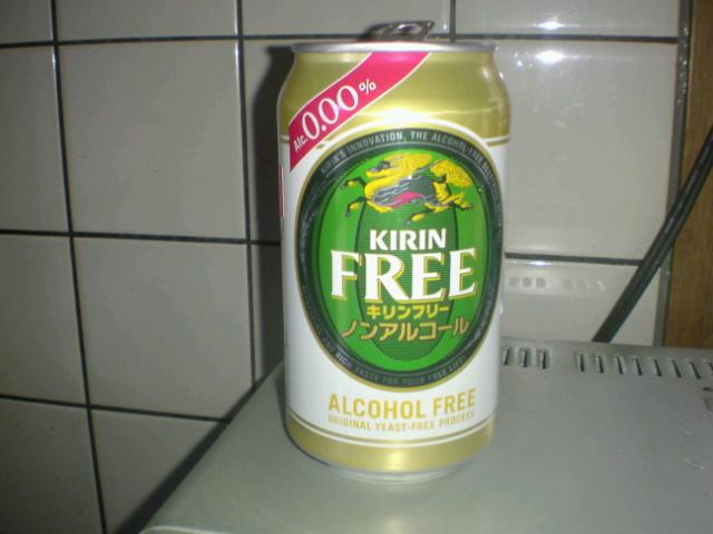 アルコールフリービール